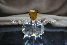 elegant k9 good material classic antique perfume bottles crystal oil perfume bottles crystal