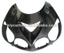 carbon front fairing for Kawasaki motorcycles