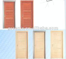 Mahogany/Oak/Cherry/Birch Veneer Flush Door