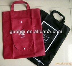 Eco-friendly non woven recycle folding bag