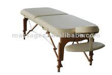 Reikistar II _professional massage therapist Folding Wooden Massage Table