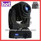 CE 60W USA LED Moving Head stage light theater spotlight (WLEDM-04)