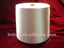 flat cross-section raw white viscose rayon filament yarn with