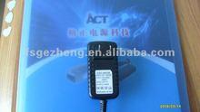 12W 12V AC/DC Adaptor with CE