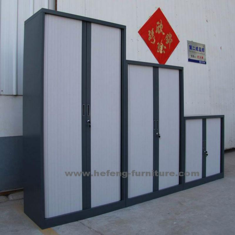 Tambour de portes d 39 armoire volet roulant porte d 39 armoire for Meuble bureau volet roulant