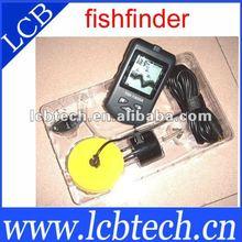 underwater Dot Matrix portable Fish finder sonar