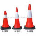 75cm cono de seguridad vial