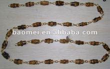 natural bamboo link chain