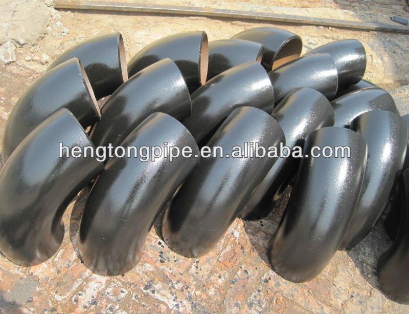 sin costura de acero al carbono 36 pulgadas del codo