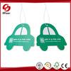 hanging printed car paper air freshener