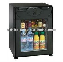 2012 New ORBITA Absorption type mini bar fridges (Black door or Glass door )