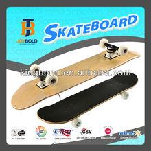 HOTTEST SALES CHEAP SKATEBOARD JB31084 CANADA MAPLE SKATEBOARD WITH EN71-1-2-3 CERTIFICATE