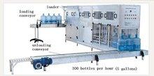 Automatic PET bottle packing machine for 5 gallon barrel
