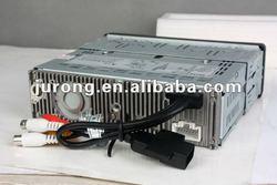 Single-disc 1 din full function bus 12V DVD player