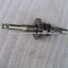 Zongshen 140cc China cheap motorcycle starting shaft
