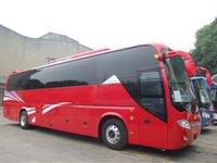 new luxury passenger bus for sale GDW6121HK 50 seater bus