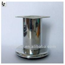 Practical chrome iron furniture leg YJ-840