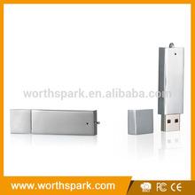 1GB full capacity metal USB pendrive with custom logo