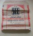 cemento bolsa de papel que hace la máquina de papel para los fabricantes de bolsas