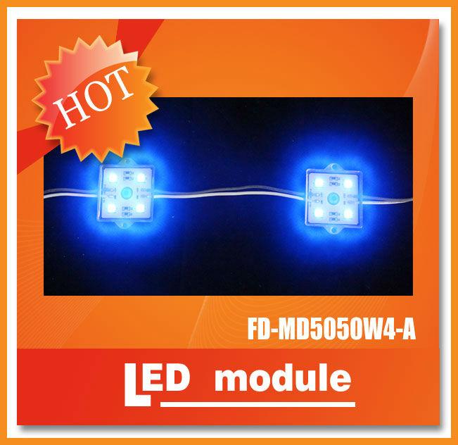 prueba de agua smd5050 módulo led de luz para la cartelera del ce y ...