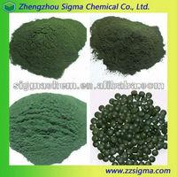 natural powder/tablets spirulina