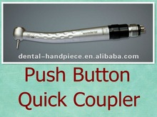 quick coupler handpiece/Super Torque Quick Connection/Coupler Air Turbine Handpiece,Push Button Type