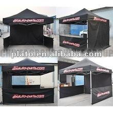 folding beach tent for advertising