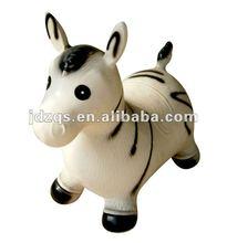 Animal Toy Horse with black mane