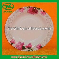100% Melamine Plate