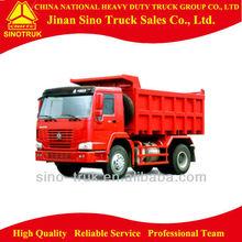 new 4x2 heavy duty dump truck