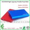 2014 New Product 3000MAH portable mobile power bank,high capacity mobile phone power bank