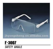 jinhan brand cheap anti-fog safety goggle