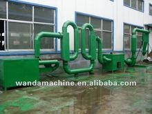 HGJ series air flow and high efficiency sawdust pipe dryer machine