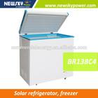 New style 12v 24v solar refrigerator fridge freezer solar freezer