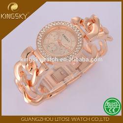 High Quality ladies fancy quartz wrist watch
