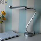 S Swin shape Rechargeable Study Table Lamp Eye-protected Led Table Lamp from Chinese factory
