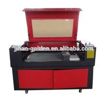 GT1290 laser maquina de corte para la madera de balsa