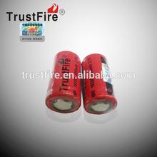 TrustFire IMR 18350 Battery, 3.7v 800mAh Battery, Recharge Battery for E-cigarette