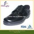 Meglio- passo velcro confortevole medico walker scarpe per diabetici di sedimento