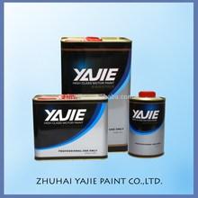 Quick Drying car paint hardener YJ-10