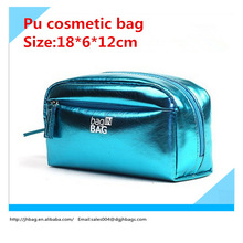 Promotional PU Cosmetic Bag With 5 Color