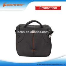 Promotion Style Pattern shoulder bag Nylon padded insert digital camera bag