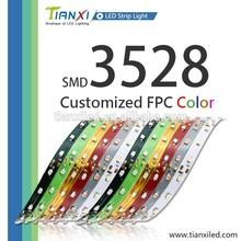 High Quality 3528 SMD Flexible RGB Strip LED