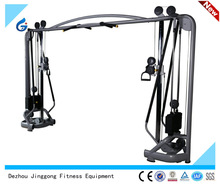 Gym equipment / Hammer strength Commercial sports equipments /crossover machines JG-1814