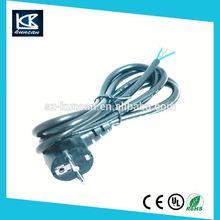 2015 hot sale 2m Figure 8 C7 to Euro Eu European 2 pin AC Plug Power Cable Lead FIG 8 Cord NEW