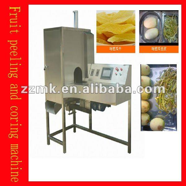 2013 en acier inoxydable de noix de coco peeler