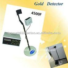 Metal dedektörü altın ve gümüş dedektör tec-4500f