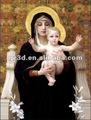 3d христианские украшения из мадонна и ребенка для дистрибьюторов любимый(4006)