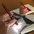 2014 çok fonksiyonlu kırmızı lazer pointer led ışık ipad kalem