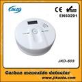 jikaida novo produto bateria operado monóxido de carbono detector de alarme